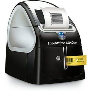 Dymo LabelWriter 450 Duo Label Printer