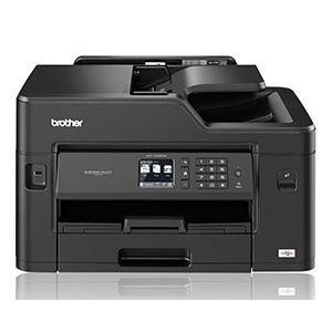 Brother MFC-J5330DW A3 Colour Inkjet Printer and A4 All-in-One + Duplex, Fax, Wireless