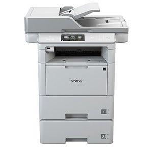Brother MFC-L6900DWT A4 Wireless Mono Laser Multifunction Duplex Printer Ref MFCL6900DWTU2