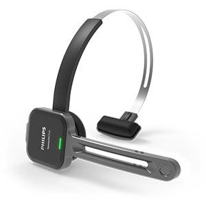 Philips PSM6300 SpeechOne Wireless Headset with Docking Station and Status Light